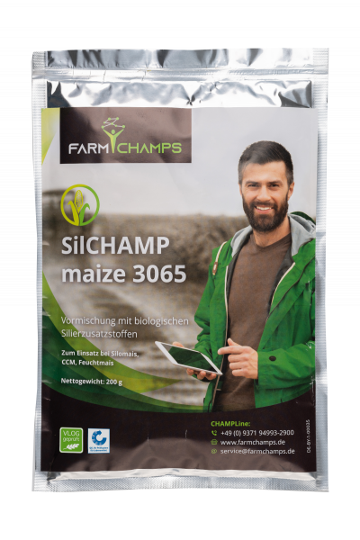 SilCHAMP maize 3065